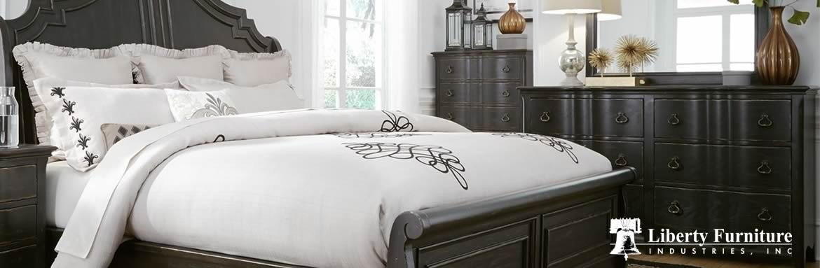 Bedroom Furniture by Liberty at Francis Furniture of Troy, Sidney and Greenville